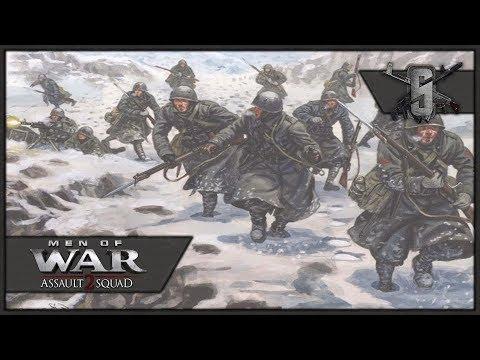 Battle of the Alps 1940 Italy vs France - MoW:AS 2 Valour Mod