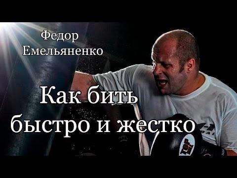 Федор Емельяненко возвращается