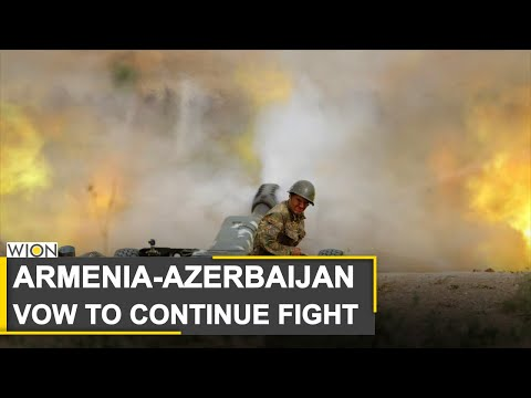 Armenia-Azerbaijan clashes | Fighting continues for the fourth day | World News