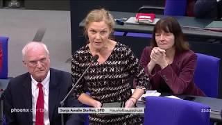 Reaktionen zur AfD-Bundestagsvizepräsidentenwahl am 11.04.19