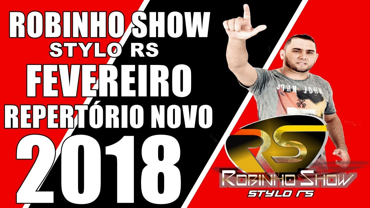 SHOW GRATUITO ROBINHO CD DOWNLOAD