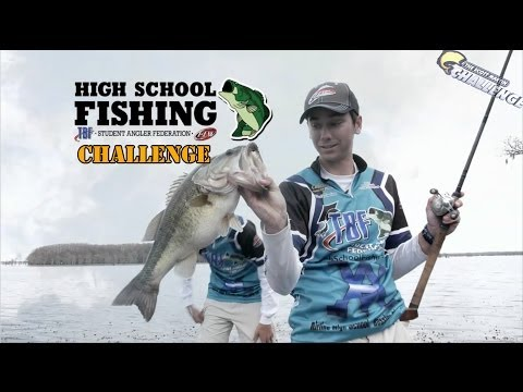 SMC Season 10:9  High School Bass Fishing Challenge on Caddo Lake