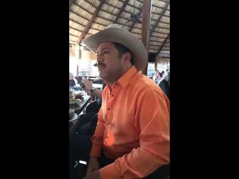 Isa�as Lucero convivencia en vivo desde la Palapa