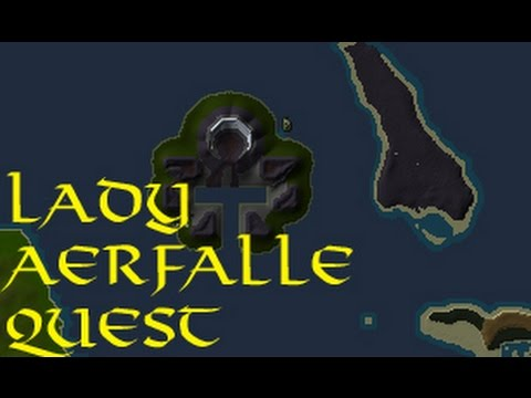 Asheron's Call Quests Ep. 2: Aerlinthe Start to Finish