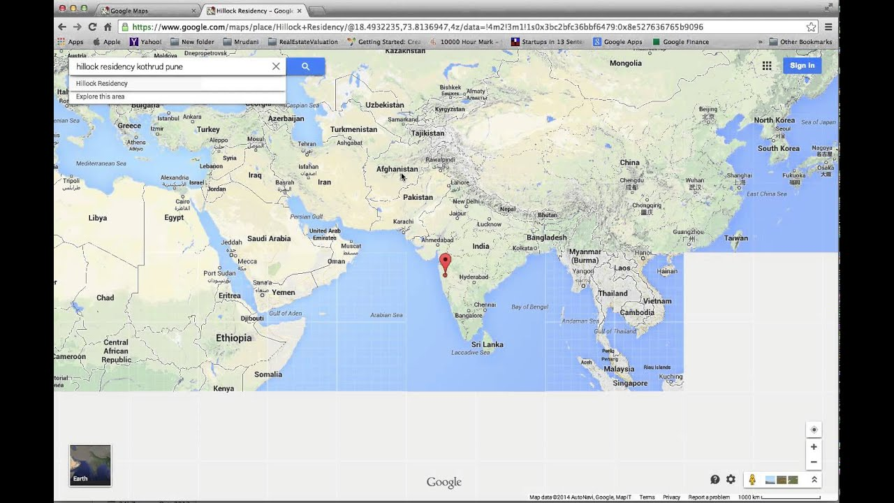 Using google maps computer tips in marathi youtube using google maps computer tips in marathi gumiabroncs Images