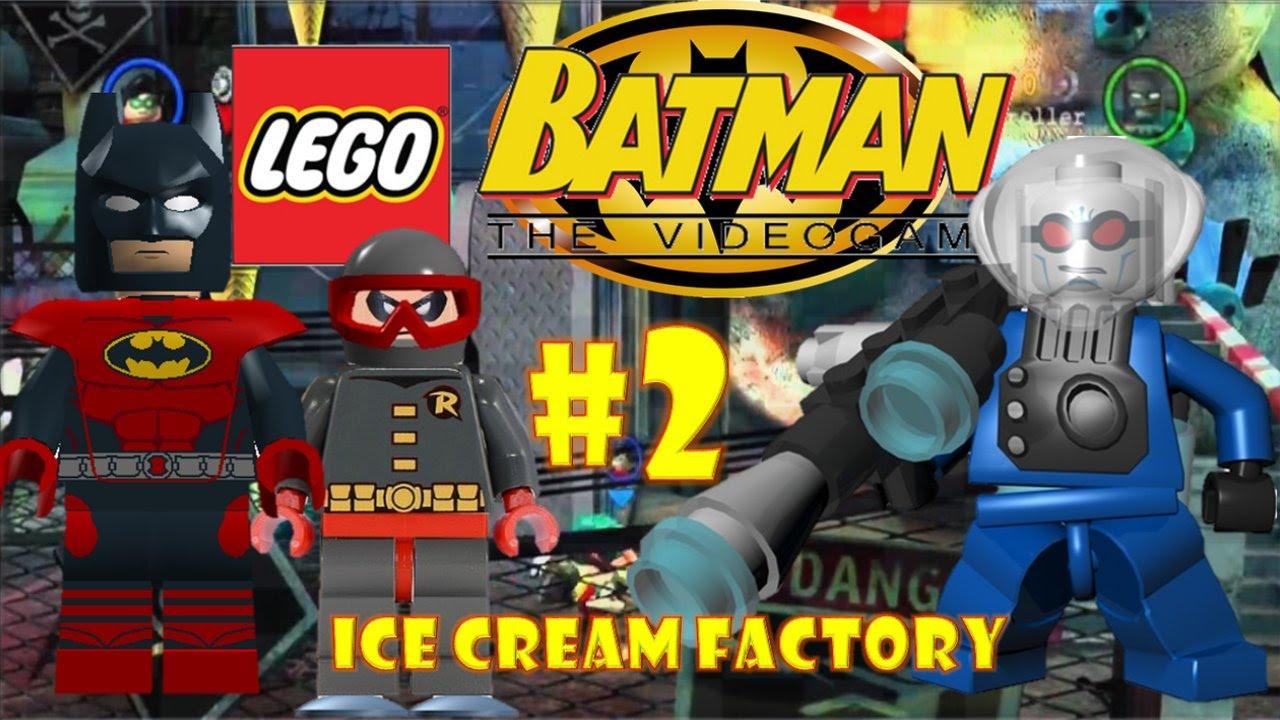 LEGO Batman: The Videogame (DS) - Part 2: Ice Cream ...