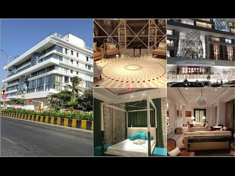 Isha Ambani New 500 Cr House | Mukesh Ambani Wedding Gift To Daughter