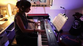 Lana Del Rey -  Summertime Sadness - piano cover