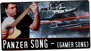 ♪ Gamer Song ♪ PANZER SONG ★ Execute Akustik Cover