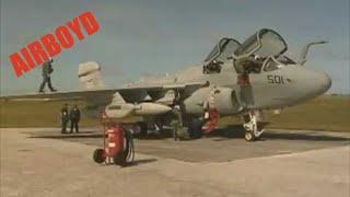 EA-6B Prowler Takeoff (2009)