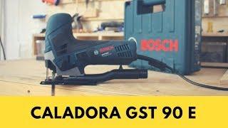 Sierra Caladora Bosch GST90 E