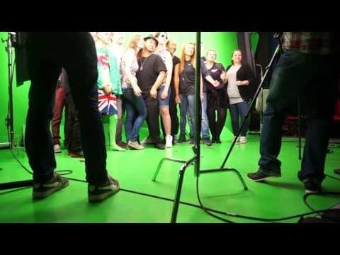 ASMR World Tour -  Braingasm Behind The Scenes - London Vlog - YouTube Studios Meetup
