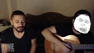 Finestaion 2 : مصريان يحاولان الغناء خليجي