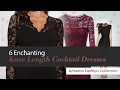 6 Enchanting Knee Length Cocktail Dresses Amazon Fashion Collection