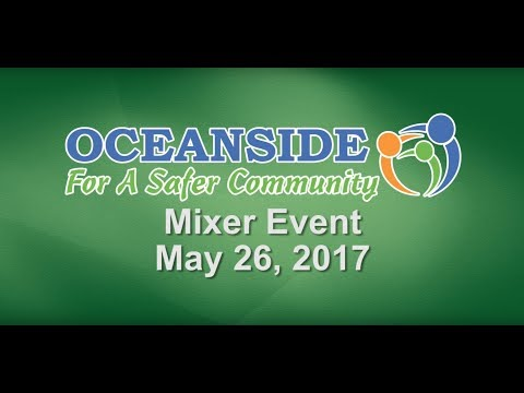 Safe Access For All - Mixer Event (May 26th, 2017)