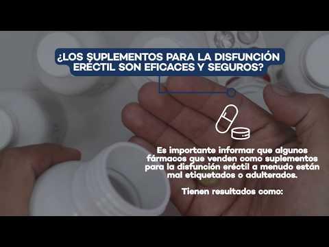 suplemento de zinc para la disfunción eréctil