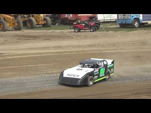 15. Pro stocks and Trucks at Crystal Motor Speedway for Test and Tune, 2017