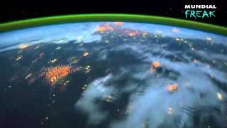 Video de La tierra desde el espacio de NASA y la ISS