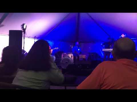 William Johnson Music open air concert