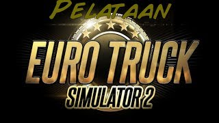 Euro Truck Simulator 2: Johan On Lasti # Ep 2