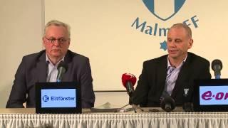 Rikard Norling lämnar MFF - se hela presskonferensen