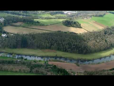 Wye Valley: Aerial