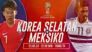 Download Video PREDIKSI SKOR GRUP F KOREA SELATAN VS MEKSIKO 23 JUNI 2018 MP3 3GP MP4
