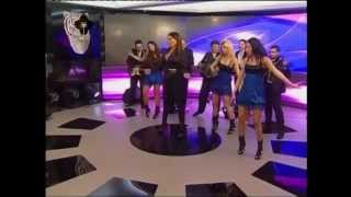 Ceca - Zagrljaj - Novogodisnji program - (TV Palma Plus 2012)