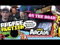 Let's go to an Arcade Auction! How to buy cheap arcade games? Super Auctions 5-7-16 Westfield, MA