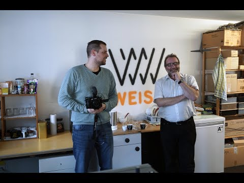 Road Trip Zwitserland - Weiss Engineering (English)
