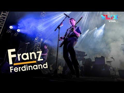 Franz Ferdinand Live at Jakarta 2018 Mp3