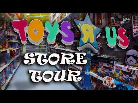 Toys R Us Store Tour