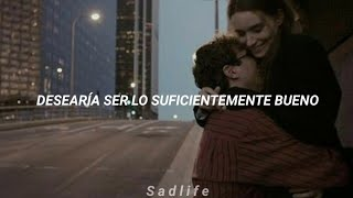 Hold Me While You Wait/Lewis Capaldi (SUB.ESPAÑOL) Video