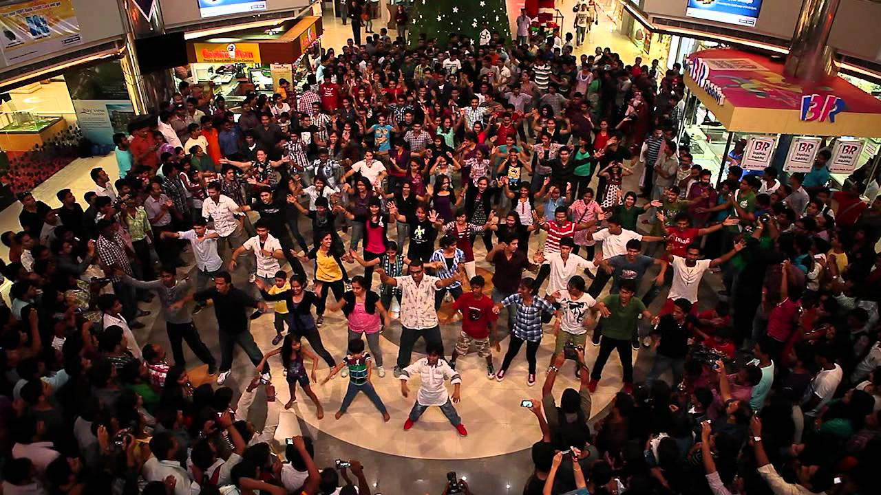Image result for mob at the mall