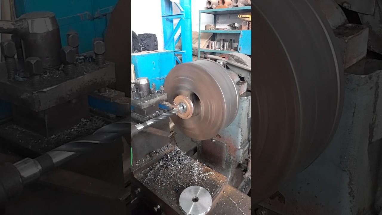 drilling operation on lathe machine pdf