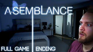 ASEMBLANCE - Full Game Walkthrough [4K Gameplay] ◄ What Really Happened?! ► Ending [Part 1]