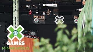 Skateboard Big Air FULL BROADCAST X Games Minneapolis 2018