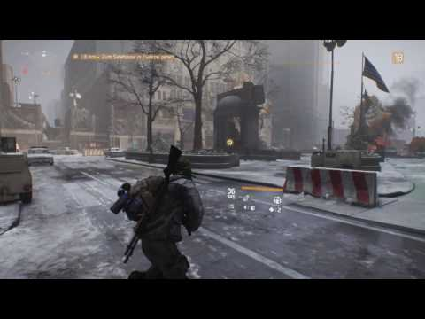 Tom Clancy´s The Division #79 - Der Madison Square Garden #NewYork