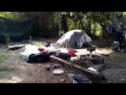 Tent City Rockford Illinois continued