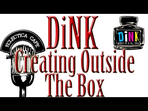 DiNK Comic Book Characters Outside The Box