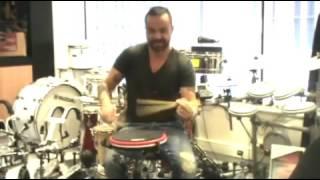 Φώτης Γιαννόπουλος - Drummers Cafe Vol. 1 - Μέρος 4