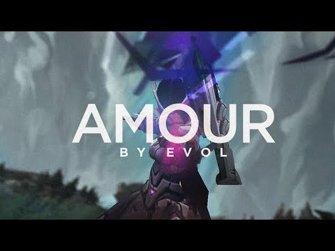 AMOUR  evol clips in desc