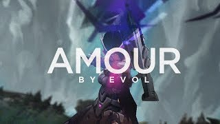 AMOUR by evol (clips in desc)