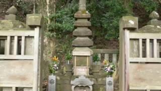 源頼朝の墓 小町通り #鎌倉市 #神奈川 観光一日目18 Japan Kamakura Min...