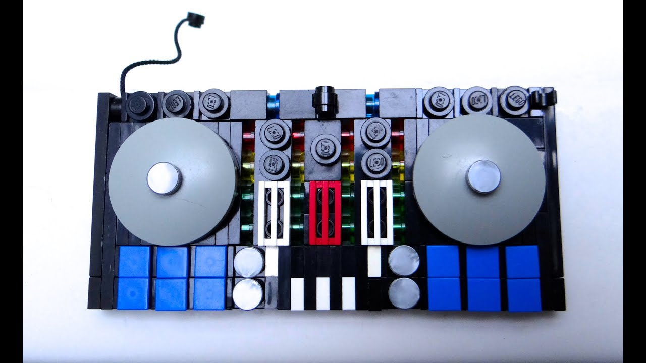 Lego DJ - YouTube