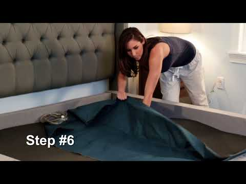 Personal Comfort - Memory Foam Series Assembly Instructions