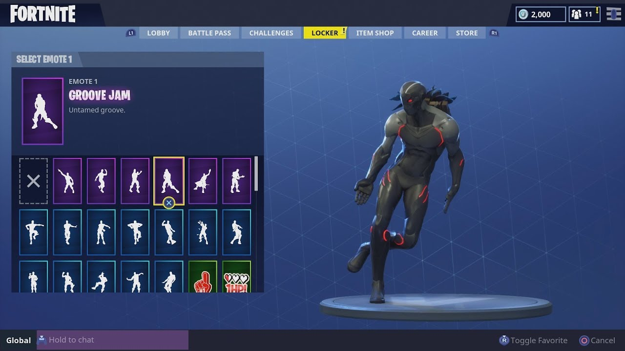 New Tier 100 Outfit Omega Showcase With All New Fortnite Season 4