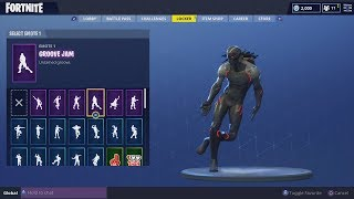 NEW Tier 100 Outfit 'OMEGA' Showcase With ALL NEW Fortnite Season 4 Dance Moves.