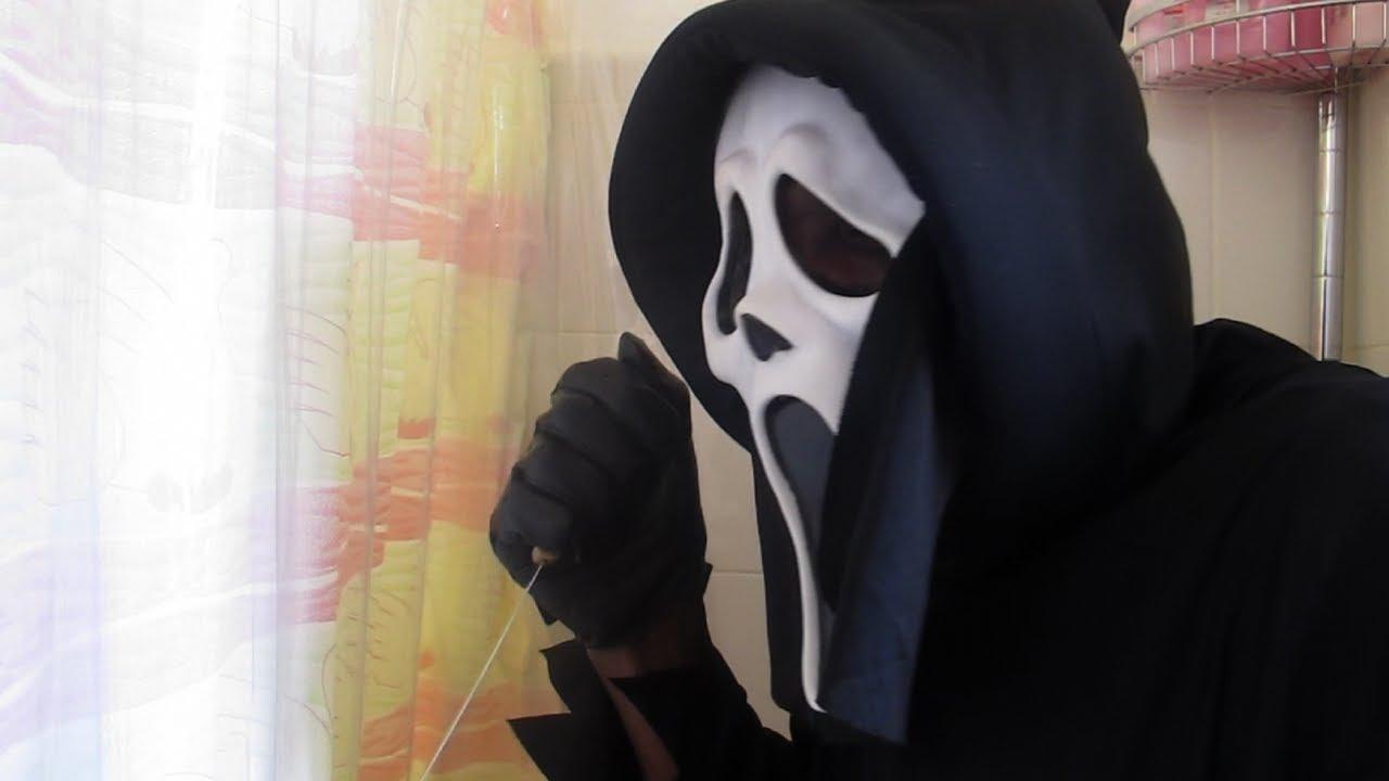 Scream Spoof Ep 3 Bathroom Scene Youtube