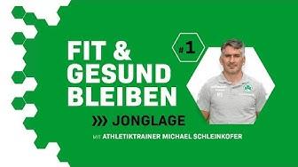 #stayhomechallenge mit Athletiktrainer Michael Schleinkofer | #1 Jonglage